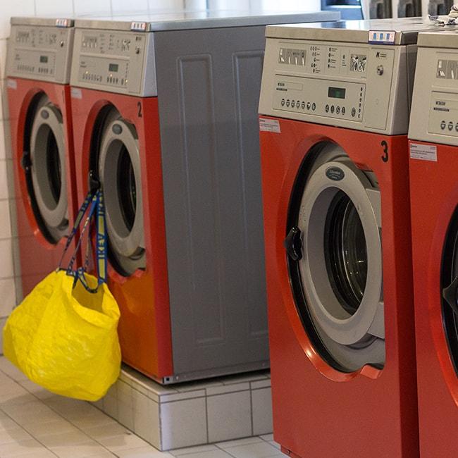 Vaskekælder // laundry room